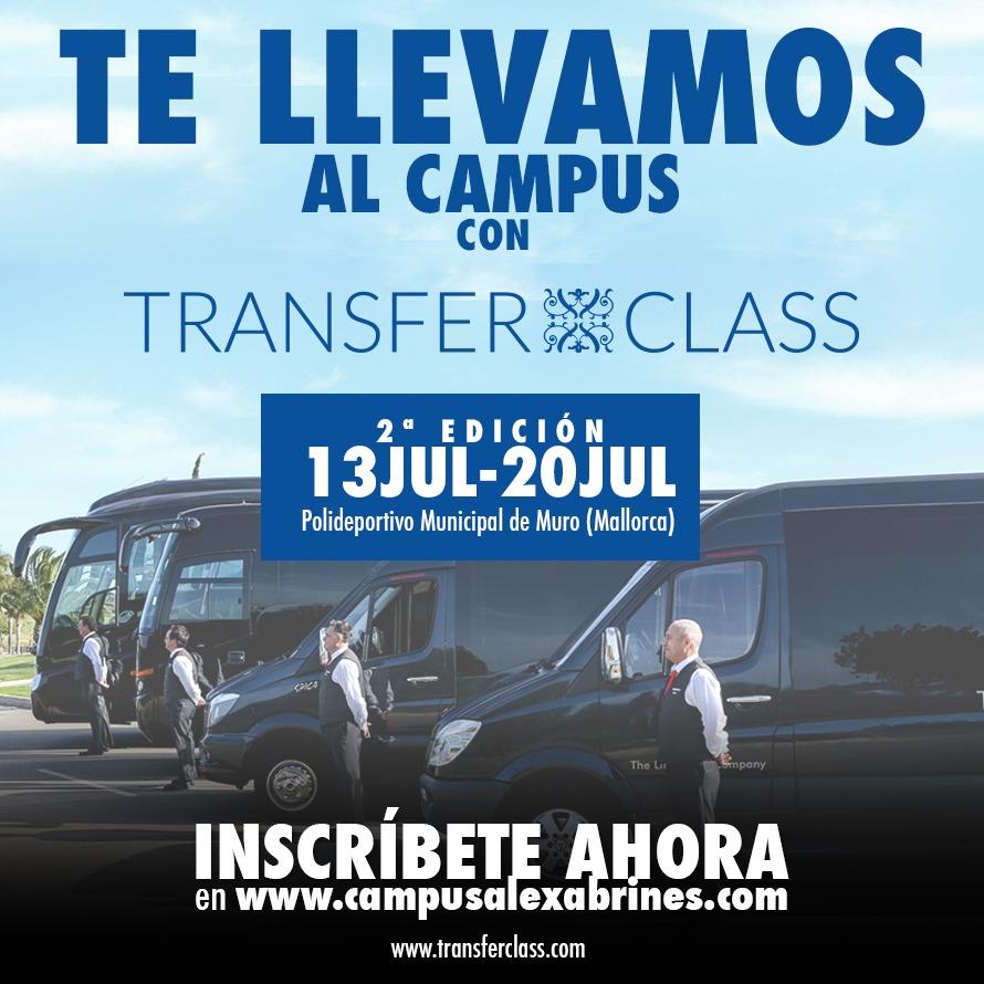 Servicio diario de transporte gratuito desde Palma [Plazas Limitadas]